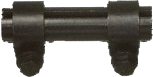 Tie Rod Adjusting Sleeve 1959-60 Buick