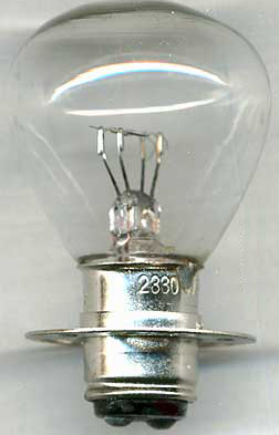 Headlight Bulb 1935-39 Buick