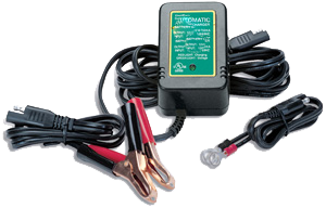Battery Charger And Maintainer - 6 Volt