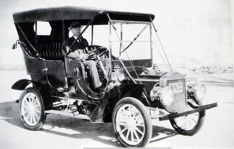 1907 Buick Touring