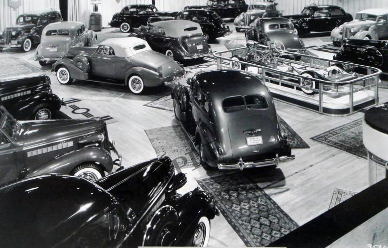 1937 Buick Dealer Showroom Display