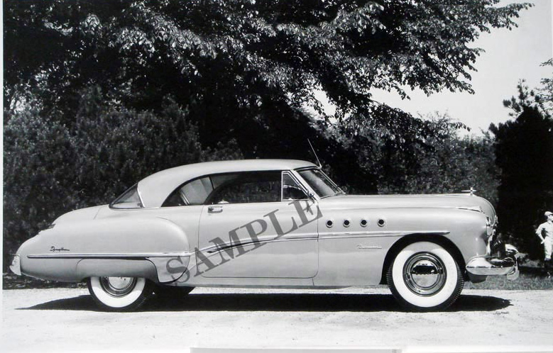 1949 Buick Roadmaster 2-Door Hardtop