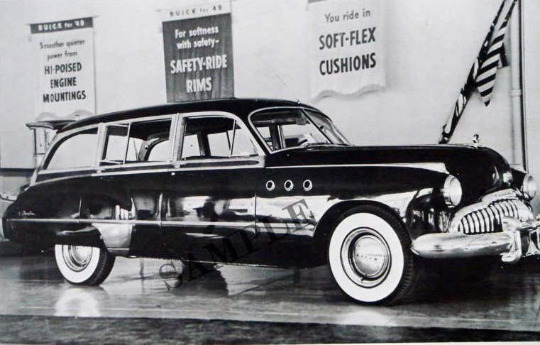 1949 Buick Super Station Wagon