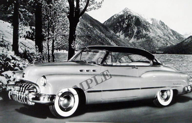 1950 Buick Super 2-Door Hardtop