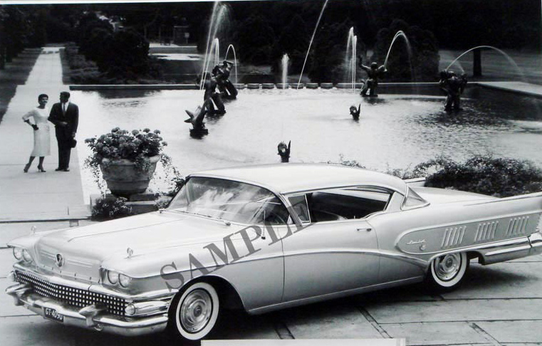 1958 Buick Limited 2-Door Hardtop