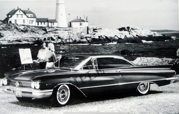 1960 Buick Invicta 2-Door Hardtop