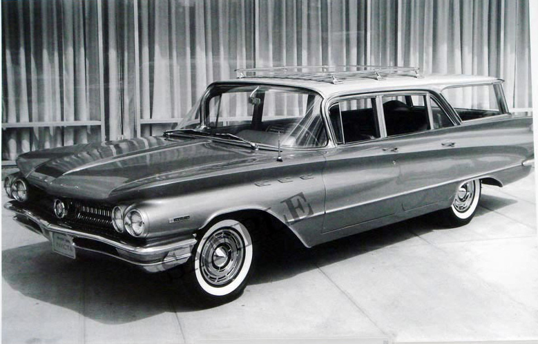 1960 Buick Invicta 4-Door Wagon