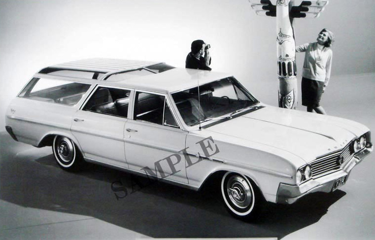1964 Buick Skylark 4-Door Wagon