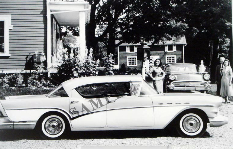 1957 Buick Super 4-Door Hardtop