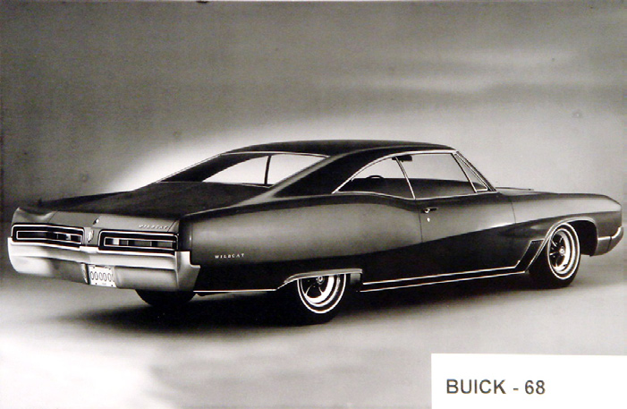 1967 Buick Wildcat 2-Door Hardtop