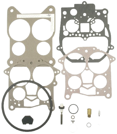 Carburetor Kit 1970-72 4BBL Rochester