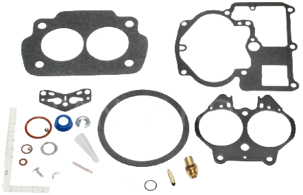 Carburetor Kit 1970-74 Rochester