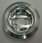 Courtesy Lamp Lens Housing 1969 Buick
