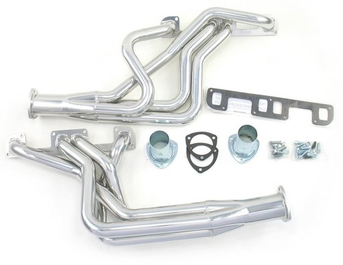 Exhaust Headers 350 CID Uncoated