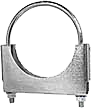 "Exhaust Pipe Clamp - 2-1/4"" U-Bolt"