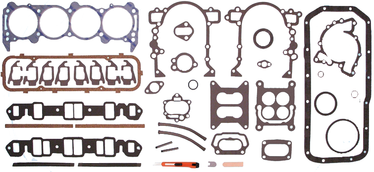 Engine Gasket Set 1964-67 300 340 Full