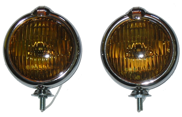 Fog Lamp Kit - 12 Volt - All Years