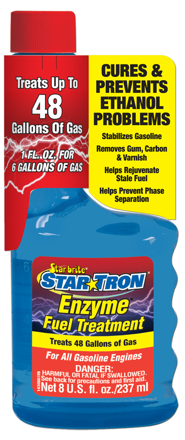 Fuel Treatment - Star Tron Enzyme 8 Oz