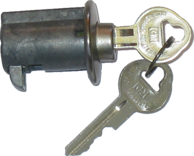 Glove Box Lock 1954-56 Buick