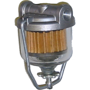 Gas Filter Assembly 1957-60 Buick