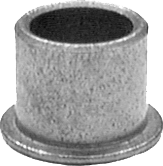 "Door Hinge Pin Bushing 3/8"" ID"