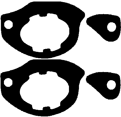 Door Handle Gasket Set 1970-72 Buick