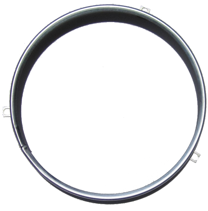 Headlamp Retainer Ring (1) 1968-73 Buick