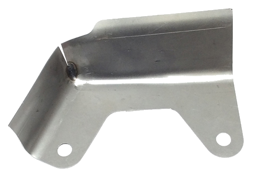 Motor Mount Shield 1967-76 Buick 430/455