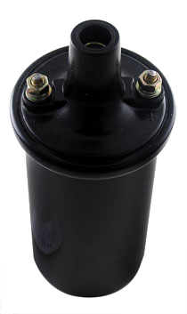 Ignition Coil 1953-60 Black