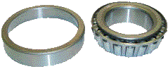 Wheel Bearing 1973-87 Buick Regal Front
