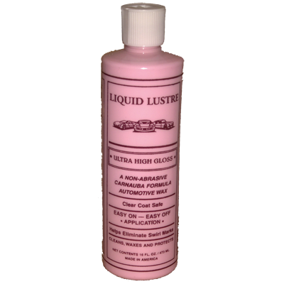 Liquid Lustre Car Polish