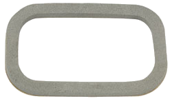 License Lens Gasket 1965-72 Buick Rivi