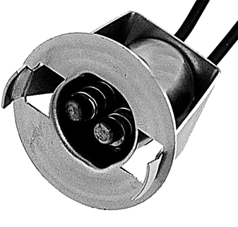 Lamp Socket Double Contact