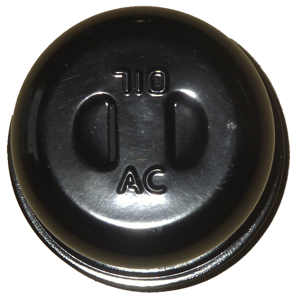 Oil Filler Cap 1939-60 Show Quality (AC)