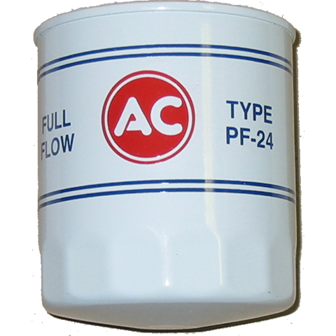 Oil Filter 1961-75 Show Quality PF-24