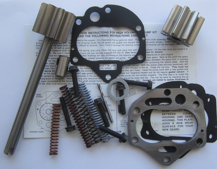 Oil Pump Kit 1967-72 Buick 400 455 HiVol