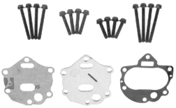 Oil Pump Thrust Plate Kit 1965-76 Buick