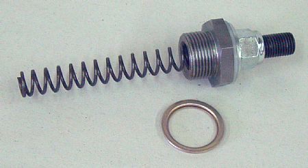 Oil Pressure Regulator 1961-72 Adjust