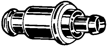 PCV Valve 1973-77 Buick Regal