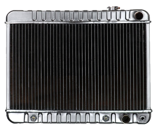 Radiator 1964-66 Buick Sky 3 Core No AC
