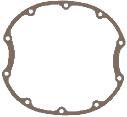 Axle Cover Gasket 1964-70 Buick 10 Bolt