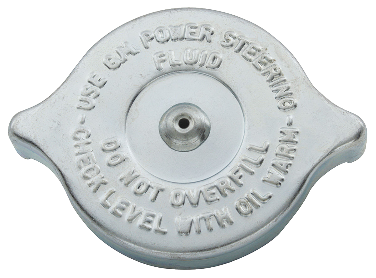 Power Steering Resevoir Cap 1959-60