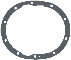 Axle Gasket 1961-65 Rear