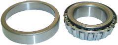 Wheel Bearing 1971-75 Buick Riviera Rear