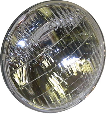 Headlight 1961-75 Hi Beam