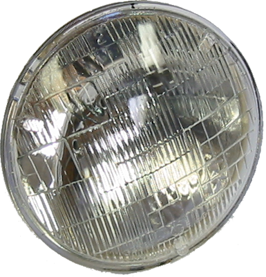 Headlight 1961-75 Lo Beam