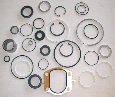 Steering Box Rebuild Kit 1963-76 Riviera