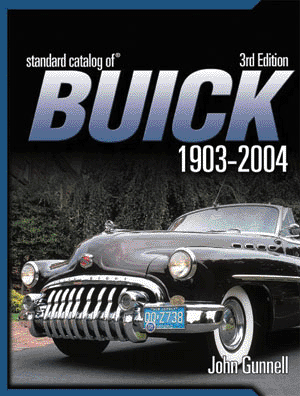 Standard Catalog of Buick 1903-2004 CD