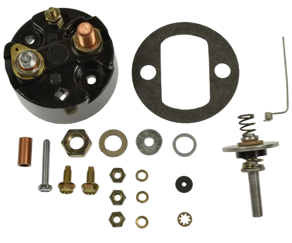 Starter Solenoid Repair Kit 1957-60