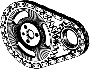 Timing Chain Set 1961-66